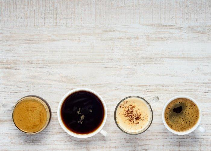 rodzaje kaw Brasilmoka