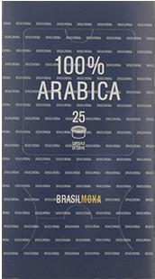 Confezione Caffè in capsule - 100% Arabica